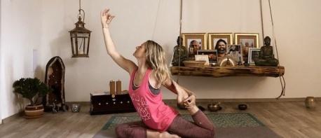 Omlazující jóga s Renatou